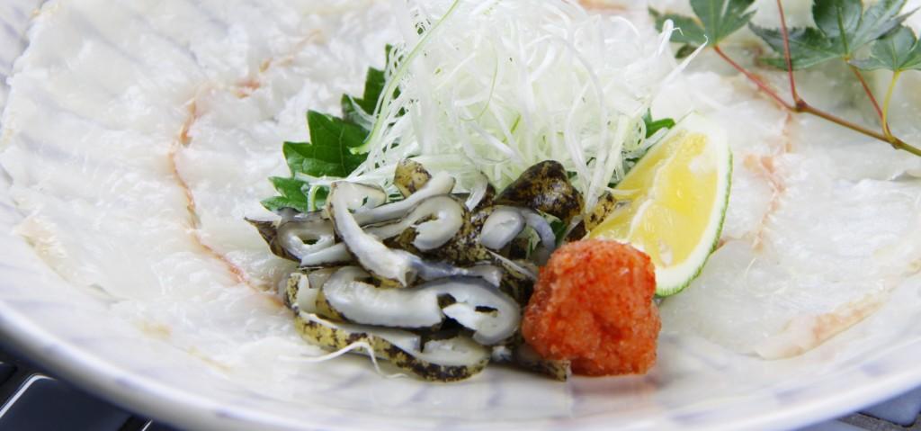 県内ではめずらしいうつぼ料理は和食Shin. -しん-の看板料理です。
